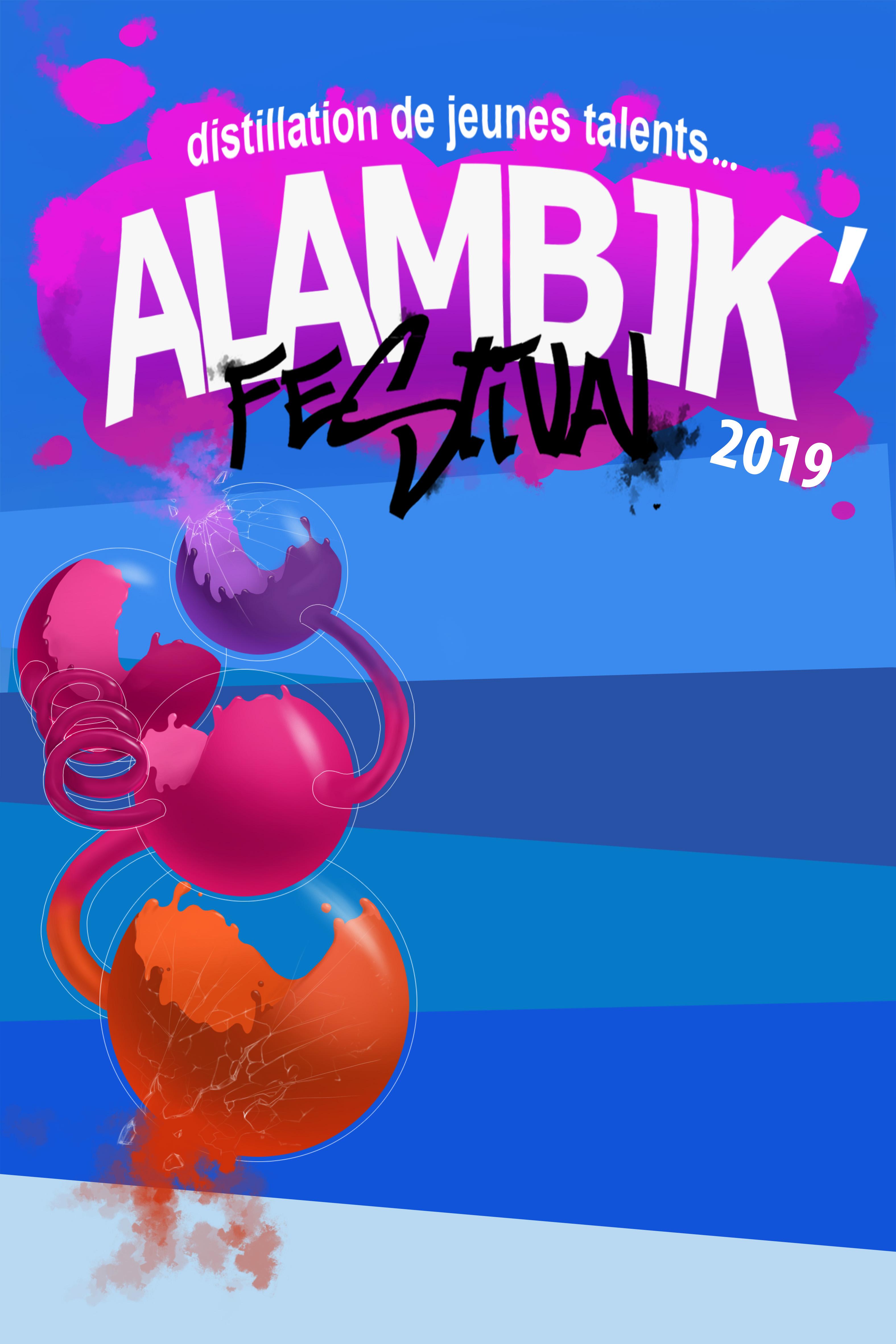 Visuel ALAMBIK' 2019