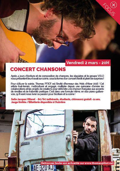 focus concert 2 mars