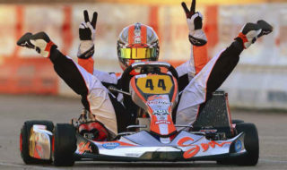 Anthony-Abbasse-karting