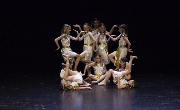 Danse Modern Jazz Association Culturelle Et Danimation De Fondettes